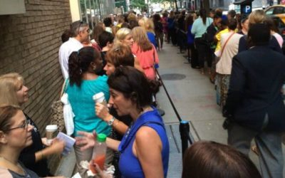Long Wait at Social Security?