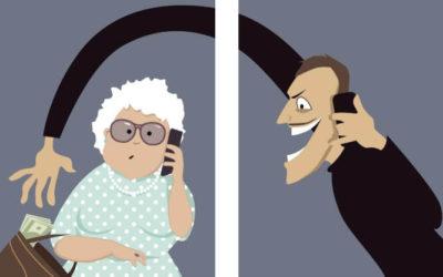 How Can Seniors Stop Debt Collector Calls?