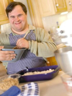 Guardianship of the person helps people with intellectual disabilities.