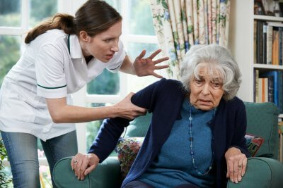 Report elder abuse when suspected