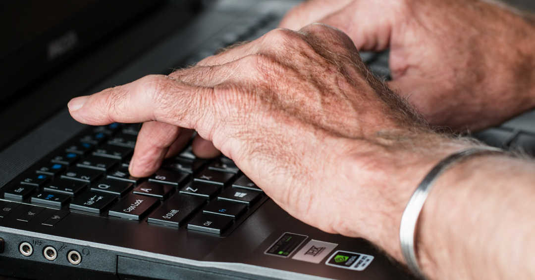 How Seniors Manage Online Accounts in the Digital Age
