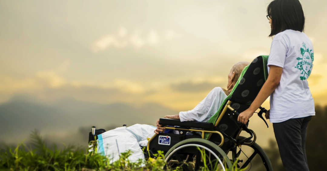 Wages for Caregivers Providing Hands-On Care to the Elderly