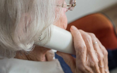 A New Scam: Stealing the Elderly's Social Security Numbers and Money