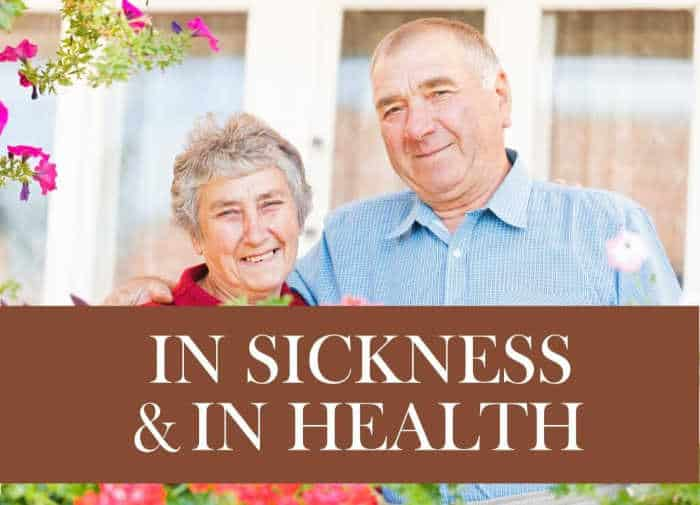 Take care of yourselves in sickness and in health with this free eBook