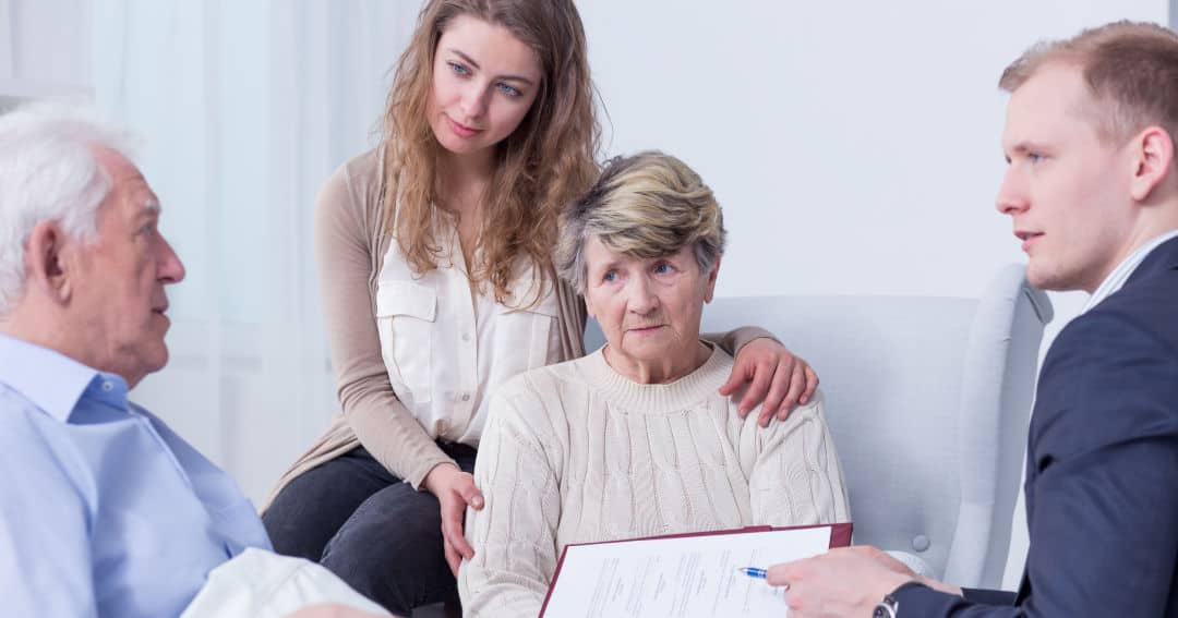As hard as it may be, there are times when you need a Caregiver Agreement.