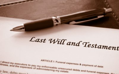 National Make a Will Month