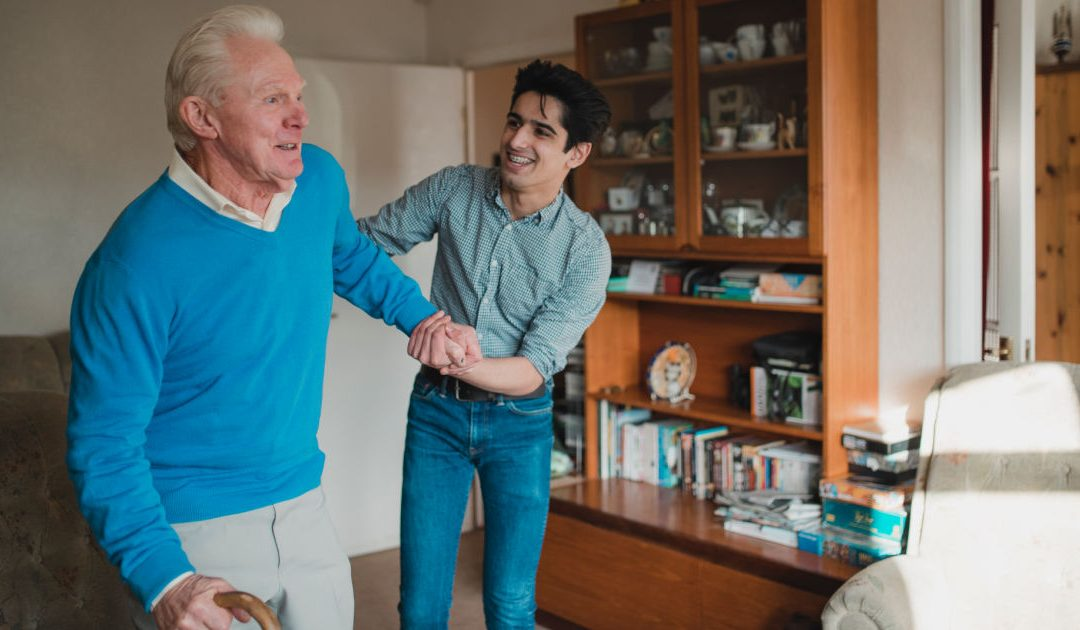 A Caregiver's Daily Plan