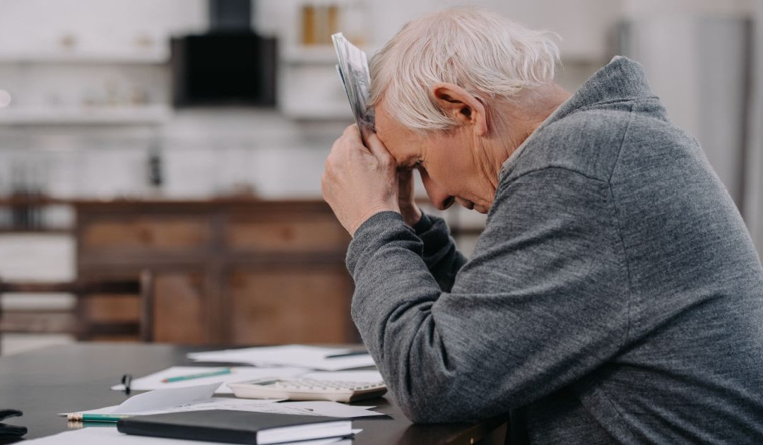 Signs of financial abuse of the elderly