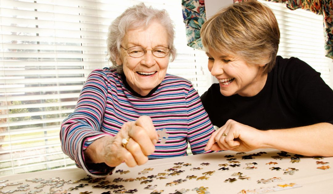 When elderly parent moves in with you, it pays to talk about financial issues beforehand.