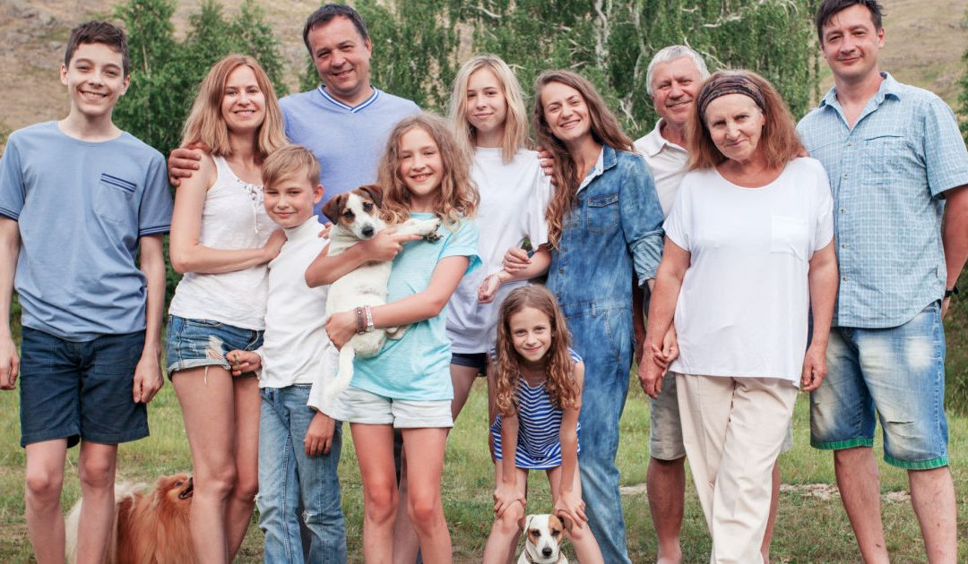 Estate planning in blended families preserve our property and family harmony.