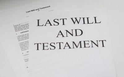 Do I Need a New Will?